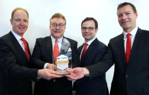 ImmobilienCenter Auszeichnung 2017