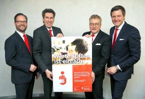 Stiftergemeinschaft 2017, Stiftung